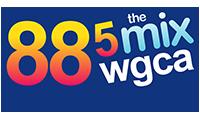 WGCA Logo - 88.5 The Mix - Quincy Christian Radio Station