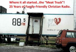 WGCA - Meat Truck