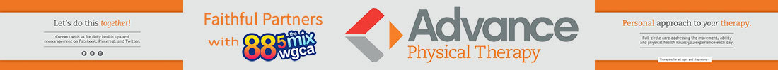 Advance Physical Therapy - Faithful Sponsor of WGCA - Quincy IL