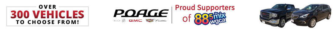 Poage Auto - Proud Supporter of WGCA - Quincy IL