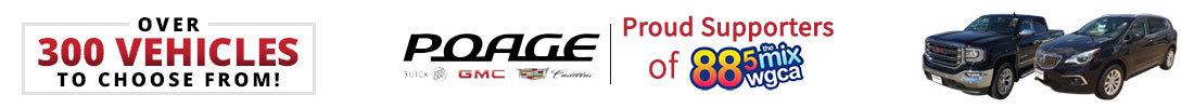 Poage Auto - Proud Supporter of WGCA - Quincy IL