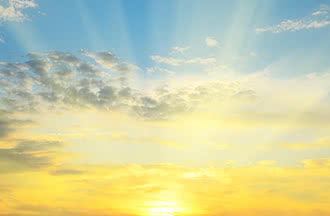 Today's Power Verse - Sunrise