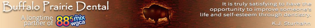 Buffalo Prairie - Faithful Sponsor of WGCA - Quincy IL