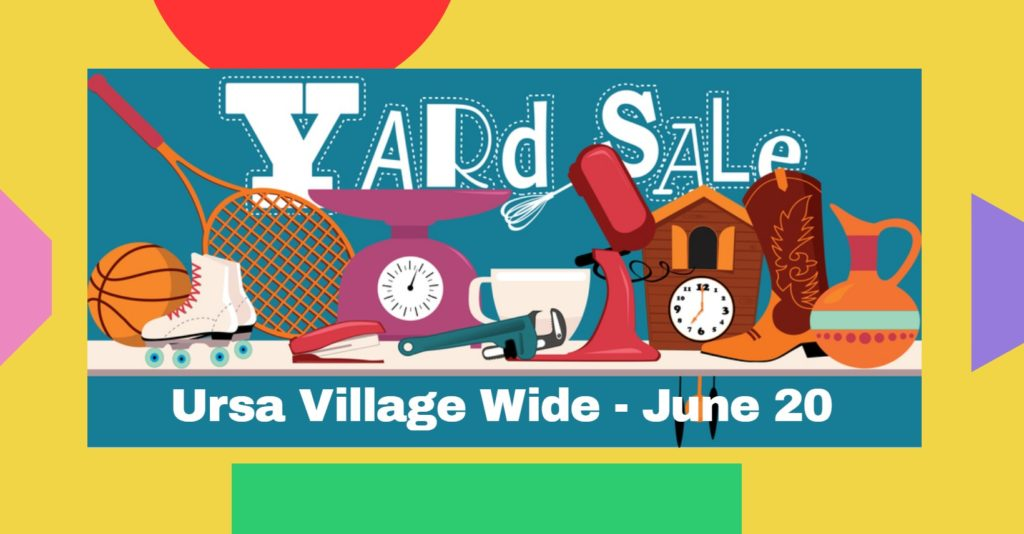 Village Yard Sales Cover Photo