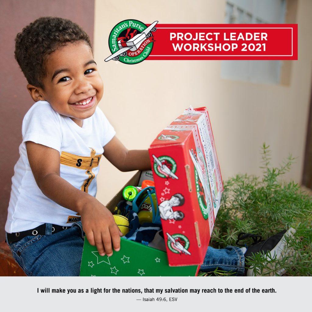 Project Leader 2021 workshop